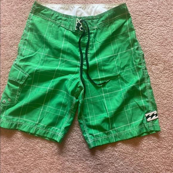 Men's billabong board shorts